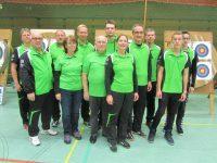Bezirksmeisterschaft Bogen Halle BVNW 2017 Löhne